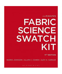 J.J. Pizzuto's Fabric Science Swatch Kit: Studio Access Card