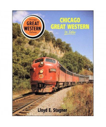 Chicago Great Western in Color