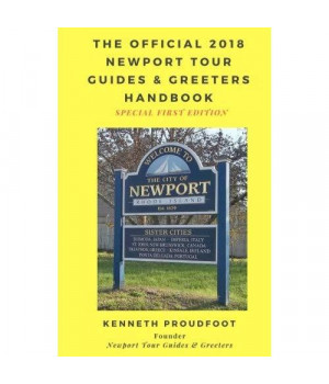 The Official 2018 Newport Tour Guides & Greeters Handbook