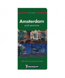 Michelin THE GREEN GUIDE Amsterdam and environs, 1e (THE GREEN GUIDE)