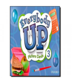 Everybody Up 3 Picture Cards: Language Level: Beginning To High Intermediate. Interest Level: Grades K-6. Approx. Reading Level: K-4