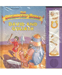 David and Goliath (The Beginners Bible)
