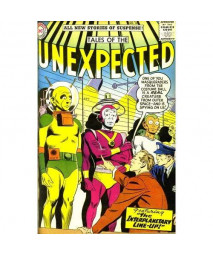 Showcase Presents Tales of the Unexpected Vol. 1