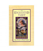 The Enchanted Tarot: Book and Cards