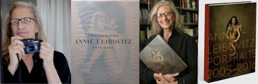 The great capture: Annie Leibovitz